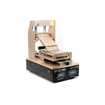 TBK-318 3 in 1 Glue Remove Machine