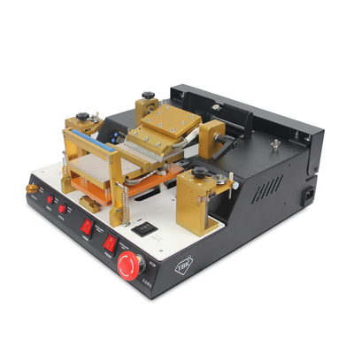 TBK-938 Automatic electric separating and remove glue machine